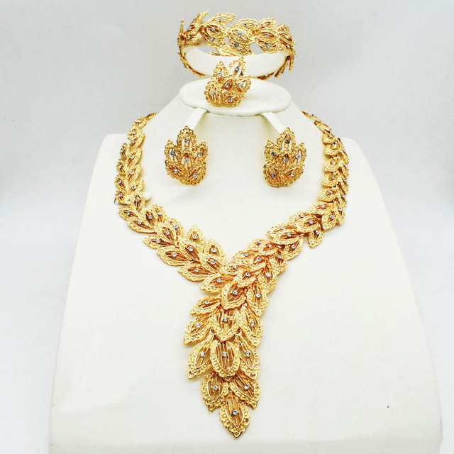 Women Dubai Goldcolor...