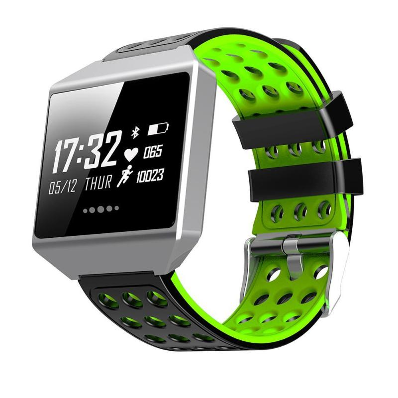 Montre intelligente CK12 montre pression artérielle graphène ECG moniteur de fréquence cardiaque Bracelet intelligent Fitness Tracker Smartband pour téléphone xiomi