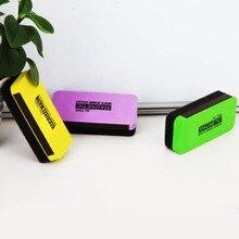 Доски для рисования доска ластик с магнитной офис чистящий инструмент доска резиновый Маркер профессиональный сухой случайный цвет