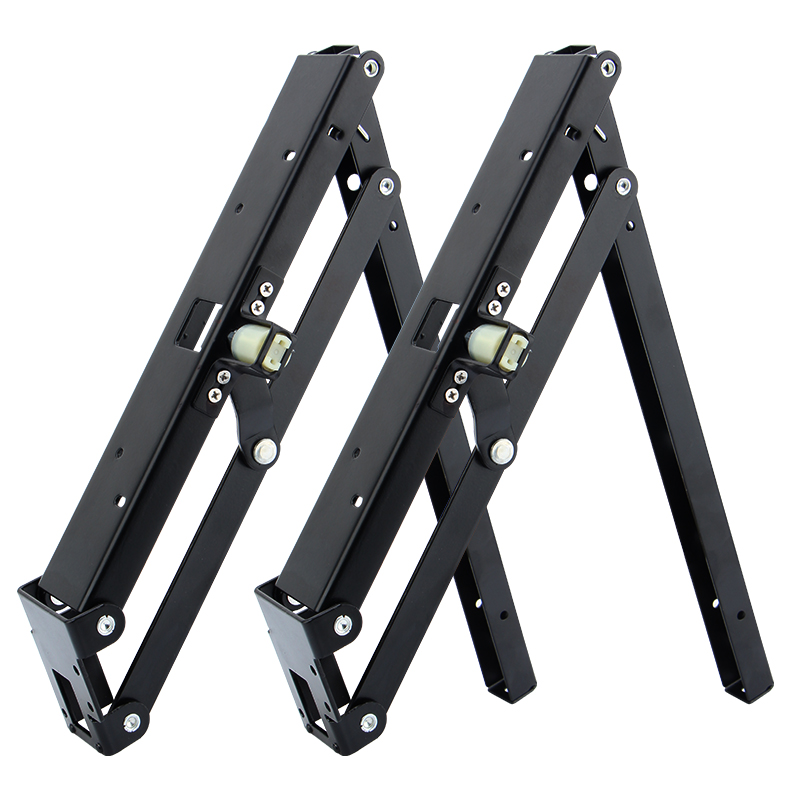 Hidden Folding Shoe-changing Stool, Wall-hanging Wall Door-entry Invisible Stool Hardware Fittings