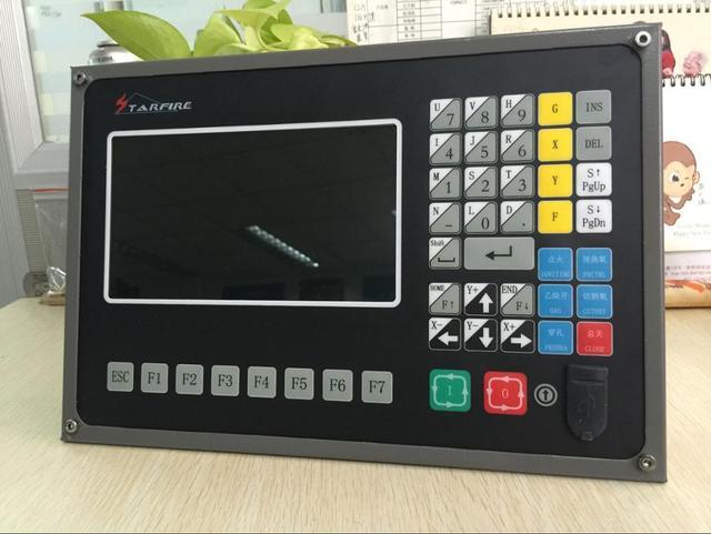 2 Trục SF 2100C CNC Điều Khiển CNC Plasma Hệ Thống CNC Cắt Phần Hệ Thống