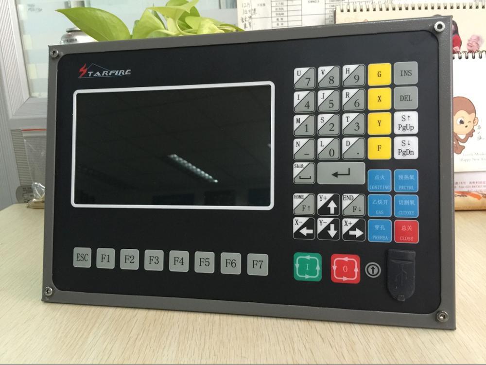 2-axis SF-2100C CNC Controller CNC Plasma Cutting Machine System CNC Cutting Machine Parts System