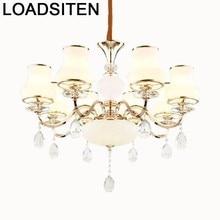 Decor Vintage Light Deco Cuisine Loft Kitchen Touw Crystal Industrieel Suspension Lampen Modern Luminaire Suspendu Hanging Lamp