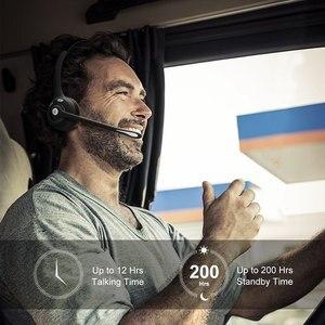 Image 4 - MPOW נייד אלחוטי Bluetooth 5.0 אוזניות ידיים אוזניות שחורות אוזניות עם מיקרופון עבור עסקים טלפון/מחשב נייד