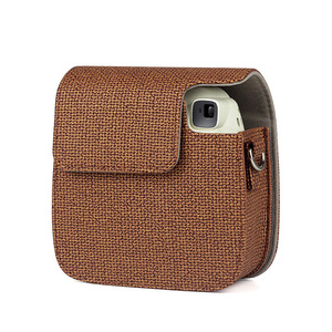 Image 4 - NEW Fujifilm Instax Mini Camera Case Bag PU Leather Cover with Shoulder Strap for Instax Mini 9 8 8+ Instant Film Cameras Case