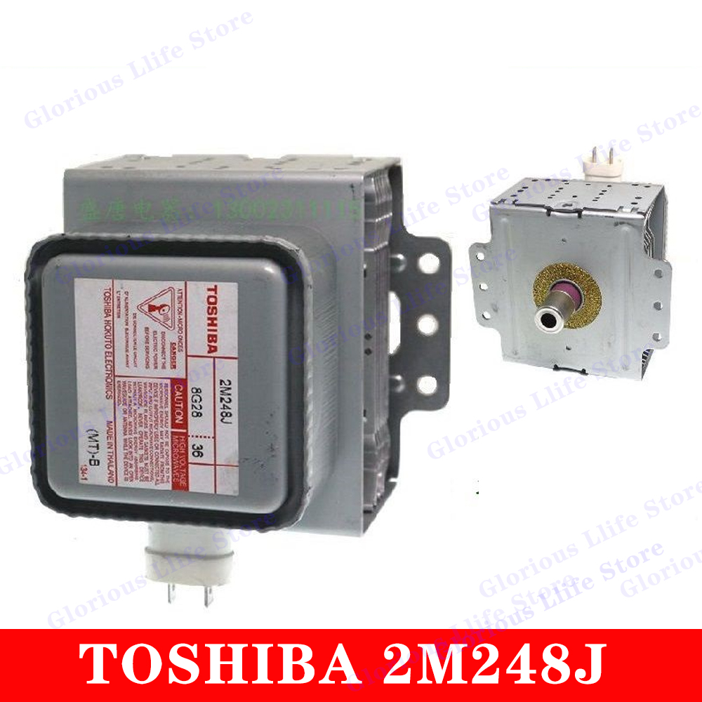 Microwave Oven 2M248J For Toshiba Microwave Oven Magnetron for 2M248J Magnetron Microwave Oven Parts Accessories