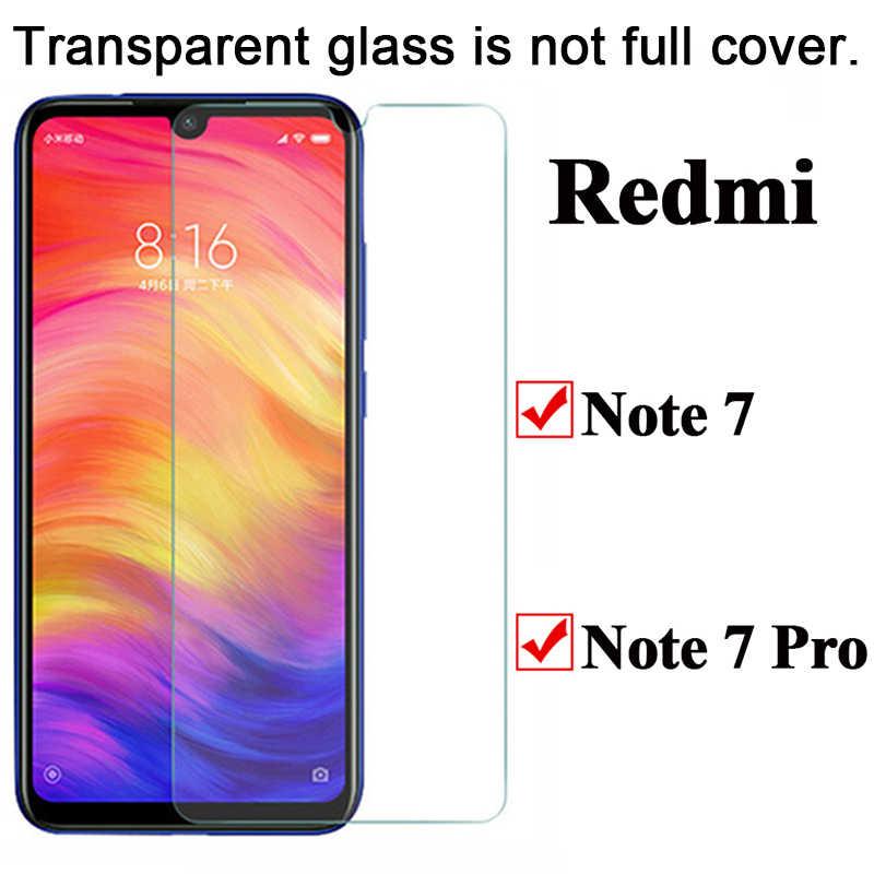 1/2Pcs Gehard Glas Voor Redmi Note 7 Case Op Xiaomi Mi 9T Mi9T Telefoon Film Screen protector Glas Voor Redmi 9 Note 8 8T K20 Pro