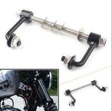 Elevador de tanque de combustible para motocicleta, kit de elevador de gasolina de 2 pulgadas para Harley Davidson Sportster XL 883 72 48 1200 1995-UP