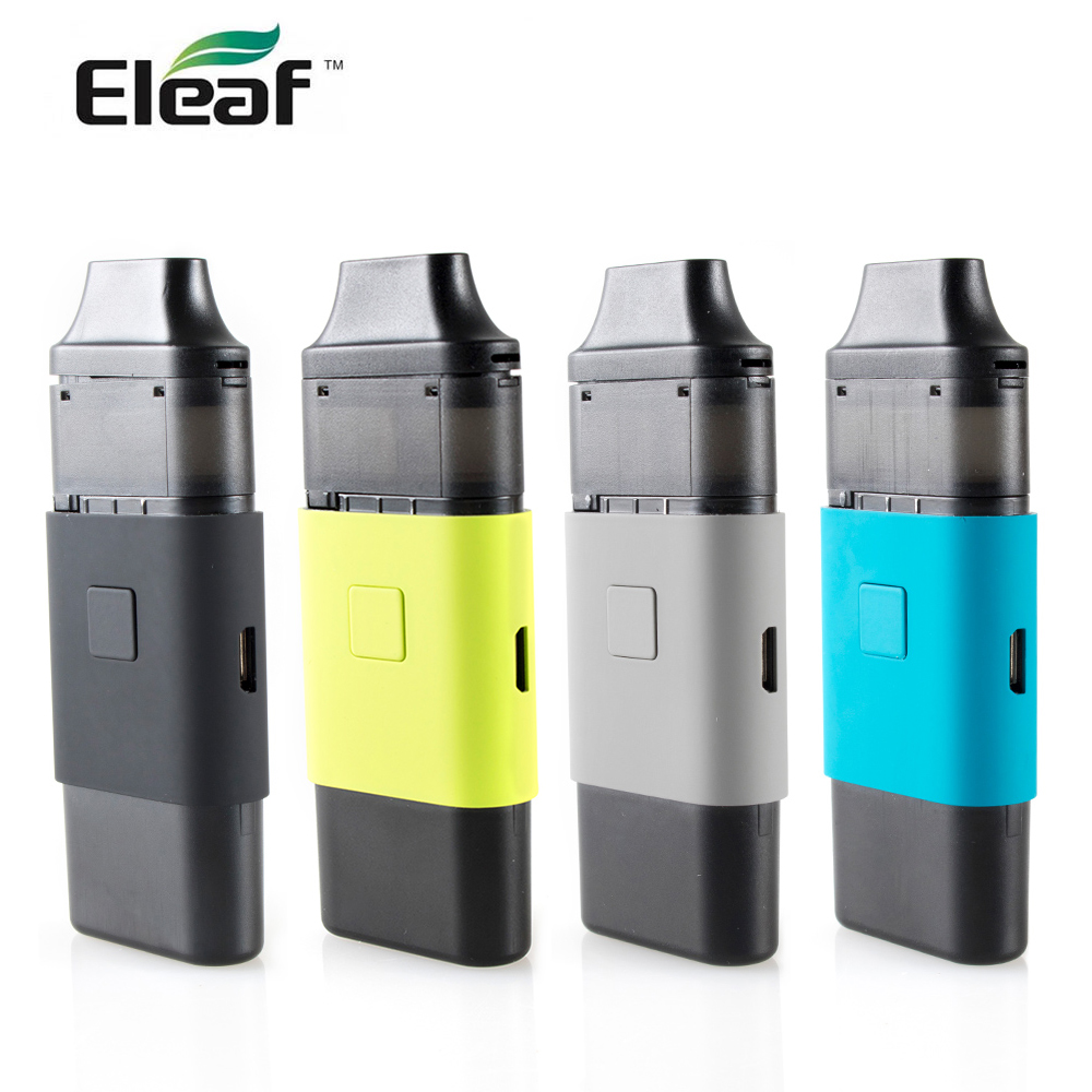 Original Eleaf iCard Kit 15W built-in 650mAh Battery 2ml Cartridge <font><b>ID</b></font> 1.2ohm <font><b>coil</b></font> Electronic cigarette vape image