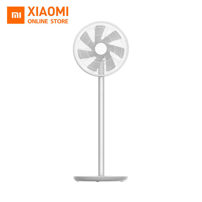 2020 New Xiaomi Smartmi Smart Floor Fan 2 / 2S Dc Inverter Vertical AI Voice Mijia App Home Family Natural Wind