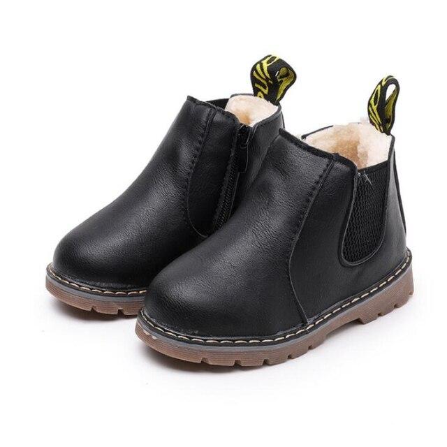 Kids Stylish Boots 2