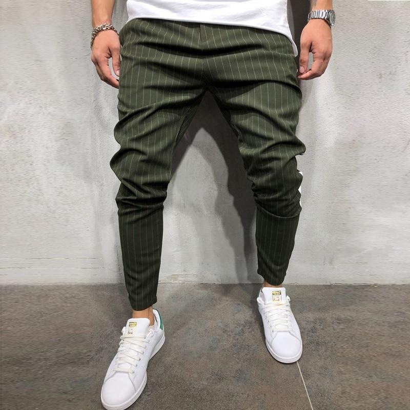 H76cb0667c09a4ed9bd1f83d2b258a027g Spring Autumn Casual Men Sweat Pants Male Sportswear Casual Trousers Straight Pants Hip Hop High Street Trousers Pants Joggers