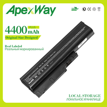 11.1V  5200mAh for lenovo ibm SL300 SL400 SL500 T60 T60p T61 T61p 40Y6798 40Y6799 41N5666 41U4890	42T4504 6cell Laptop battery