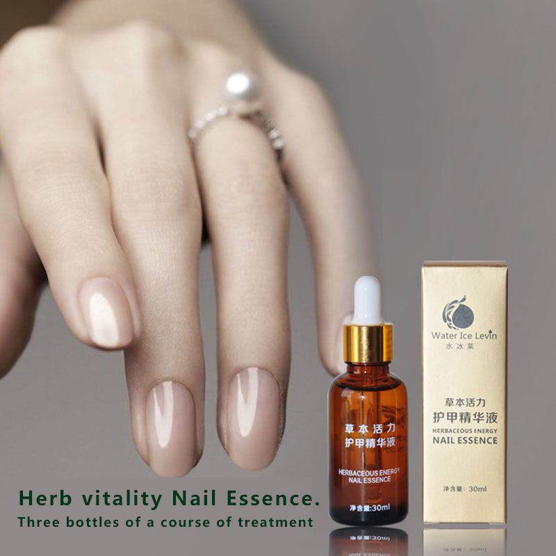 30ml Chinese Medicine Toe Nail Fungus Treatment Anti Fungal Nail Infection Essence Removal Nail Care Lotion TSLM2