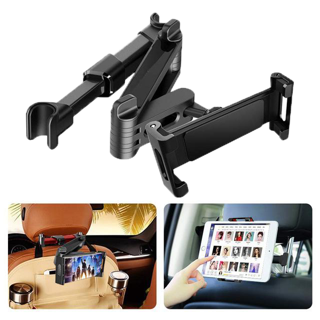 Seat Headrest Mount Car Phone Holders