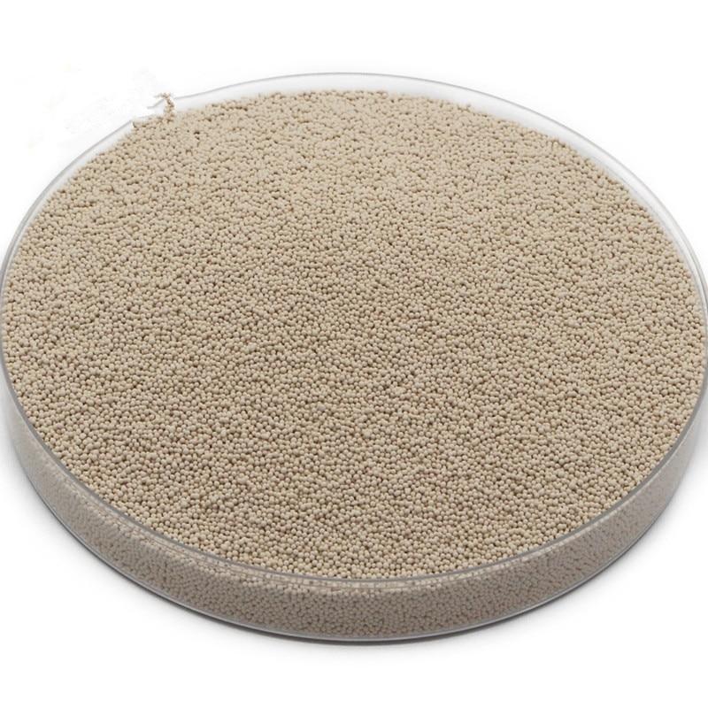 500 Gram 0.4-0.8mm Oxygen Concentrator Sphere Zeolite Molecular Sieve