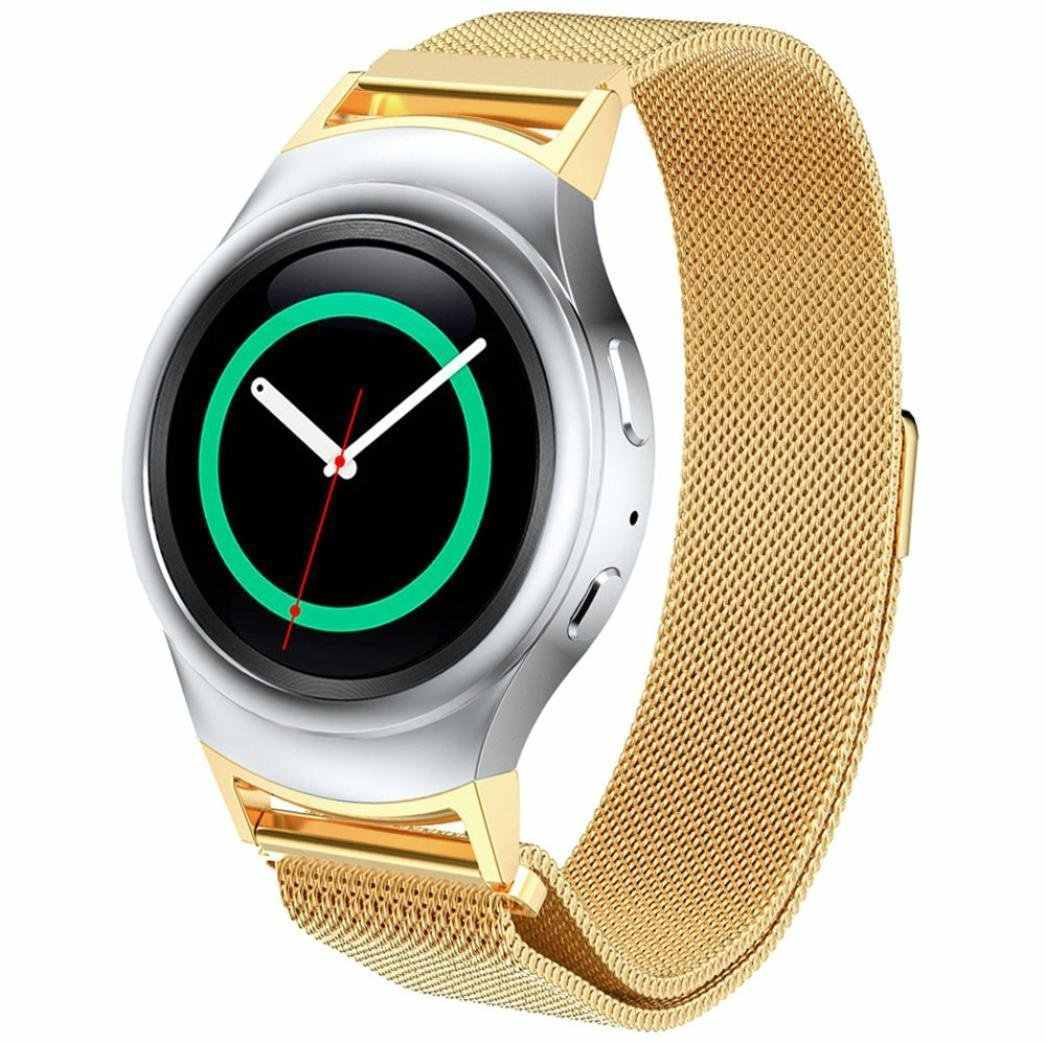 Suitable for SAMSUNG Galaxy Gear S2 Milan Nice, Nizza Watch Strap 20 Mm Stainless Steel SAMSUNG Watch Strap