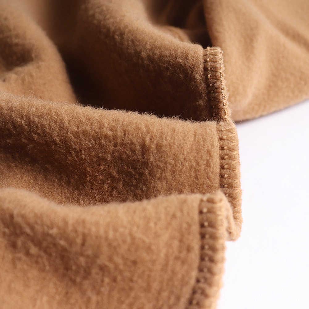 Dihope 크기 패션 다채로운 후드 남자의 두꺼운 옷 겨울 스웨터 남자 힙합 streetwear 솔리드 양털 남자 hoody