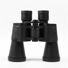 Professional Binocular Adjustable 20x50 Zoom Binoculars Light Night Vision Outdoor Telescope High Power