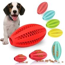 купить Dog Training ball Dog Toy Extra-tough Rubber Ball Dog Chew Toy Pet Food Dispenser Toy Pet Leaking Ball Pet Tumbler Toy D35 дешево