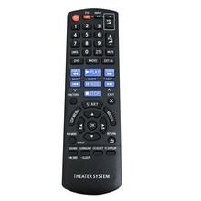 For Panasonic N2QAYB000694 Replace Remote Control Home Theater System N2QAYB000627 SA XH170 SA XH70 SA XH170EB K SA XH70EG K