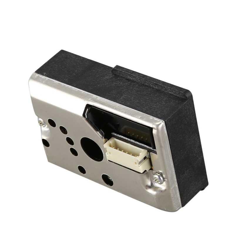 MOOL GP2Y1014AU0F компактный оптический датчик пыли совместимый GP2Y1010AU0F GP2Y1010AUOF датчик дымовых частиц с кабелем