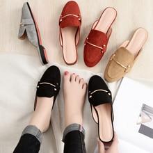 2020 In the spring designer outdoorshoes woman mules platform slippers sandalias de verano para mujer zapatos de mujer calzado