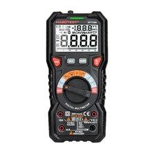 Habotest multimètre numérique 1000V HT118A, multitesteur numérique, condensateur Ohm Hz, testeur professionnel de température