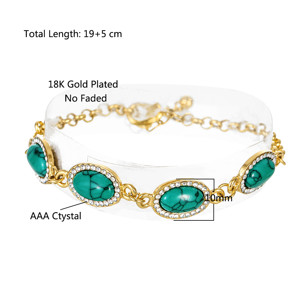 New Arrive Fashion Muslim Allah Islam Crystal Bracelet Bangles Arab Middle East Religion Allah Jewelry for Woman Men