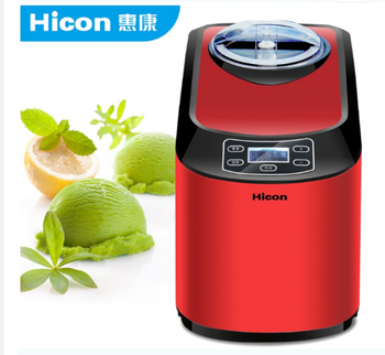 220V Home full automatic mini ice cream machine household ice cream maker 1.5L 140W Ice Cream Makers Машина для мороженого 1