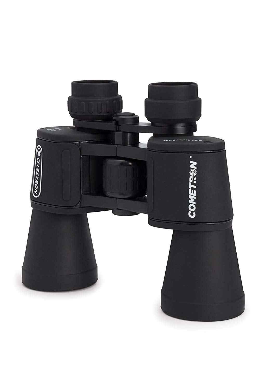 Cometron de Celestron 12 x 70 binoculares para observación de la astronomía y la noche