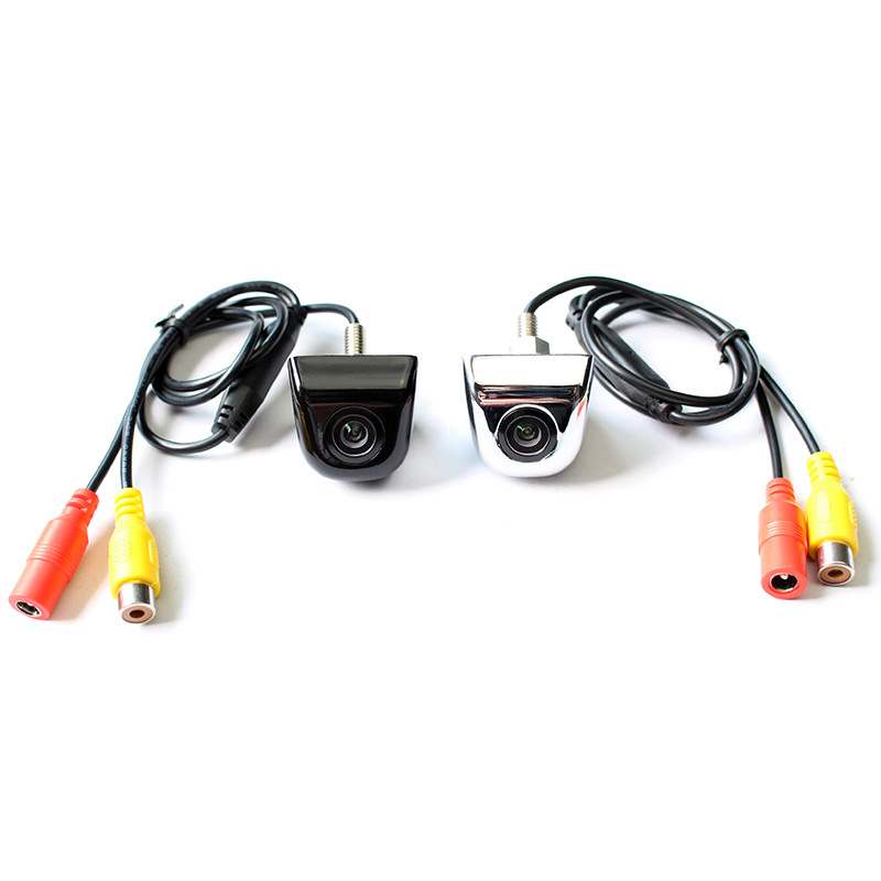 On Board Camera Universal Korean Style Screw Plug-CCD High-definition Rearview Camera Is Mirror Image Whether Ruler