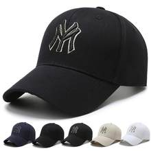New Fashion MY embroidery baseball cap Spring summer dad hat Cotton snapback caps Men sports Hip hop golf hats gorras
