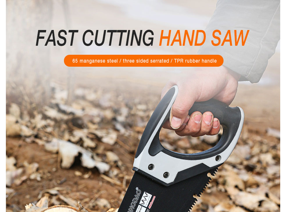 AI-ROAD fast cutting hand saw