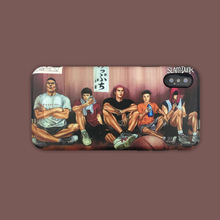 Anime Slam dunk Hanamichi Kaede basketball Phone case for iPhone 7 6s 6 Plus X XR 11 Pro xs max silicone 8