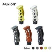 F union gear shift knob automatic golf 7 universal personalized