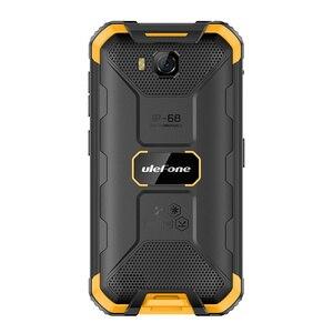 Image 2 - Ulefone Armor X6 Android 9.0 Dual SIM 5.0Inch Mặt Mở Khóa Điện Thoại Thông Minh 4000MAh Pin IP68 Chống Nước 3G ĐTDĐ