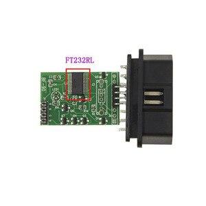 Image 2 - Ftdi 2020 newst um + + + ft232rl chip vag usb interface de cabo obd obd2 interface de diagnóstico obdii varredura ferramenta de diagnóstico do carro