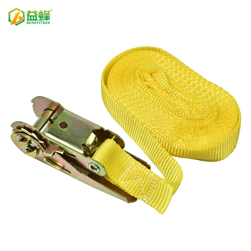 Yi Feng Apiculture Bees Breeding Supply Export Beekeeping Tools Beehive Binder Not With Hook Ratchet Tie Down
