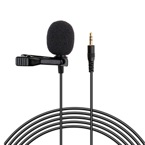 Image 1 - Micro Lavalier Mini enregistrement micro collier pince micro entretien enregistrement micro pince micro pour enregistreur vocal