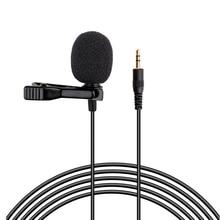 Mikrofon krawatowy Mini mikrofon do nagrań przypinany kołnierz mikrofon wywiad mikrofon do nagrań zacisk do mikrofonu do dyktafonu