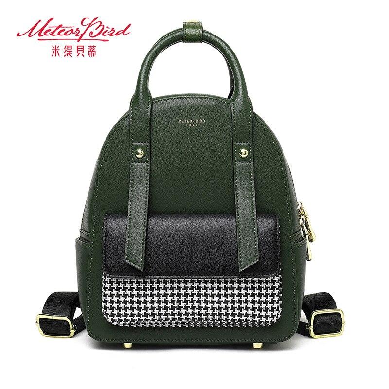Woman Bag New Korean Shoulder Style Bag Is A Versatile Leather Bag For Ladies Lykj-yx