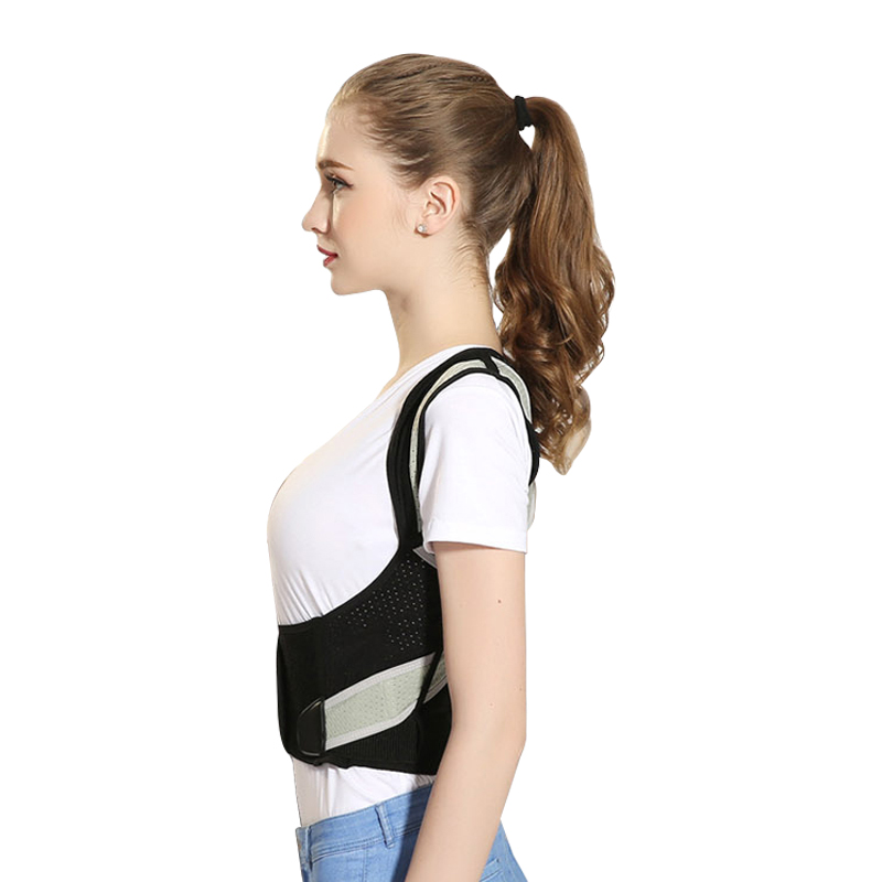 Tlinna Posture Corrector Belt with Adjustable Dual Strap Design to Get Perfect and Confident Body Posture Suitable to Wear Under or Over Clothing 37