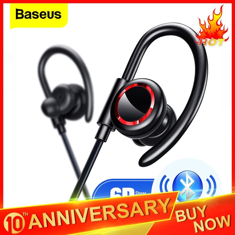 Baseus S17 Sport Wireless Earphone Bluetooth 5.0 Earphone Headphone For Xiaomi iPhone Ear Phone Buds Handsfree Headset Earbuds|Phone Earphones & Headphones| |  - AliExpress