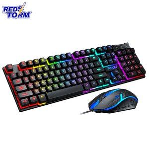 Gaming keyboard And Gaming Mou