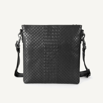 Purses And Handbags Men High-Ranking Cowhide Leather Shoulder Bag Business Large Capacity Crossbody Bag Classic Male Bags