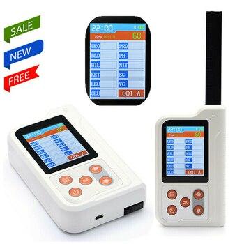 BC401 Portable Digital Urine Analyzer Handheld LCD 11 Parameters Urine Protein Occult Blood Sugar Tester Device  No Test Strips