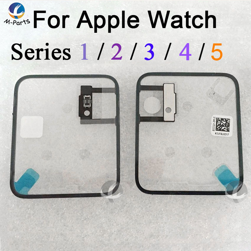 Original 38 42 40 44 Mm Touch Screen Force Sensor Flex Cable Repair For Apple Watch S2 S3 S4 S5 Seires S 2 3 4 5High Quality