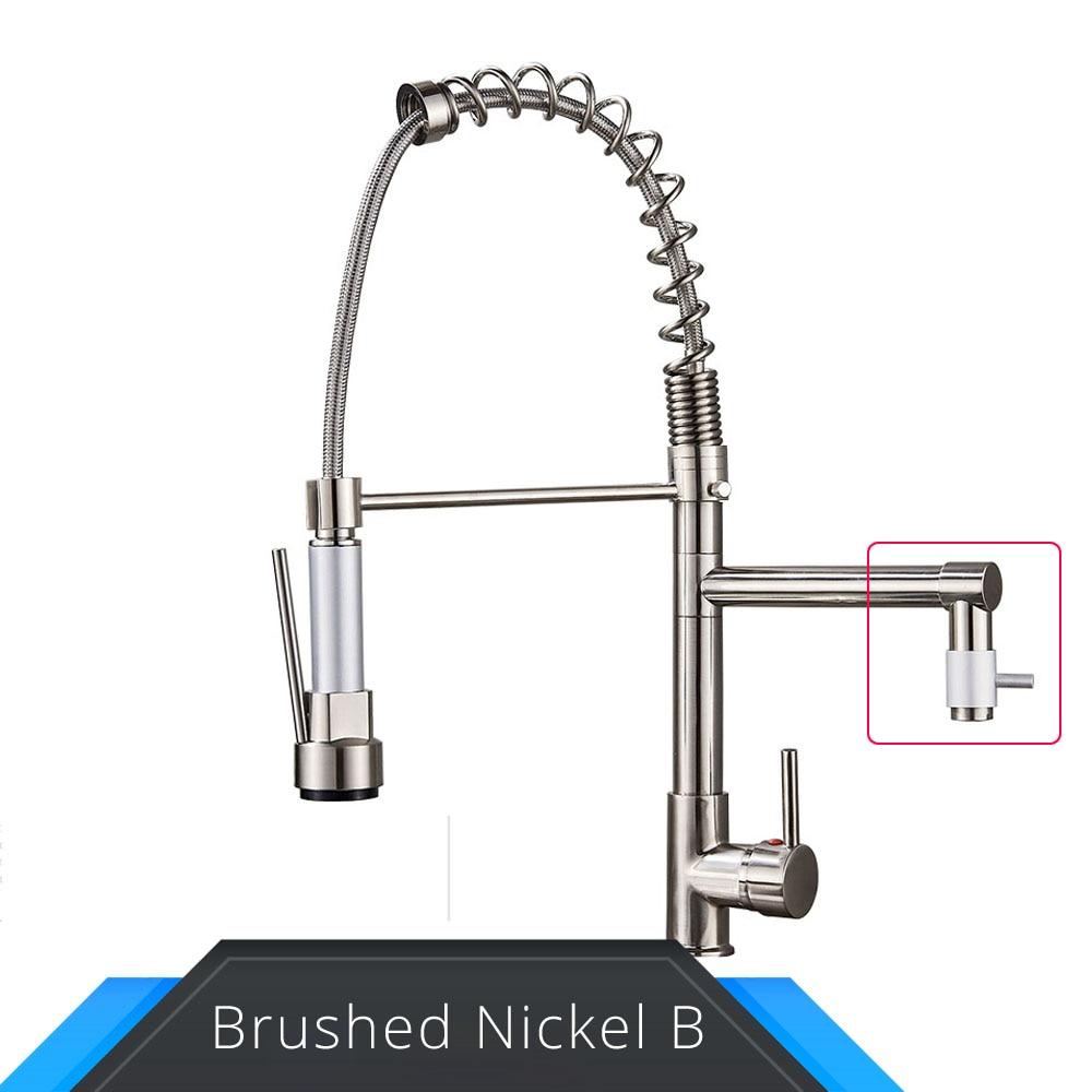 Brushed Nickel XZ