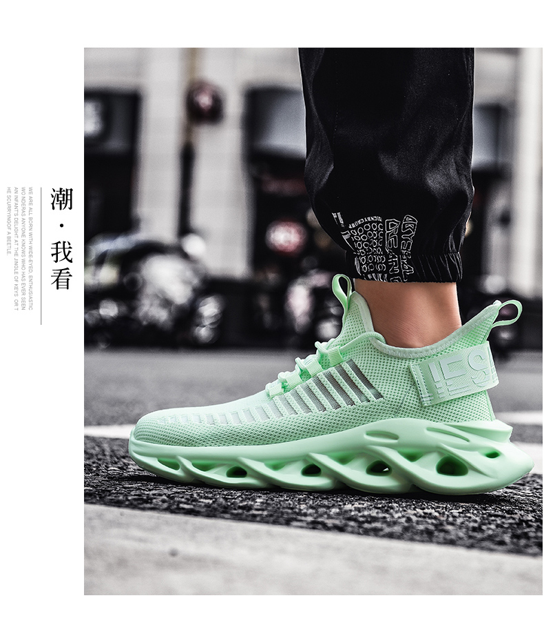Men Shoes Casual Outdoor Men Fashion Sneakers Breathable Light Running Shoes Comfortable Men Sport Shoes Dropshipping AODLEE